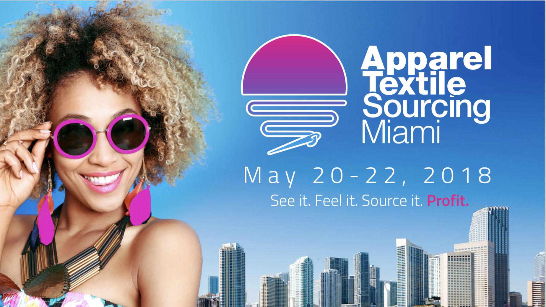 Apparel Textile Sourcing takes Miami