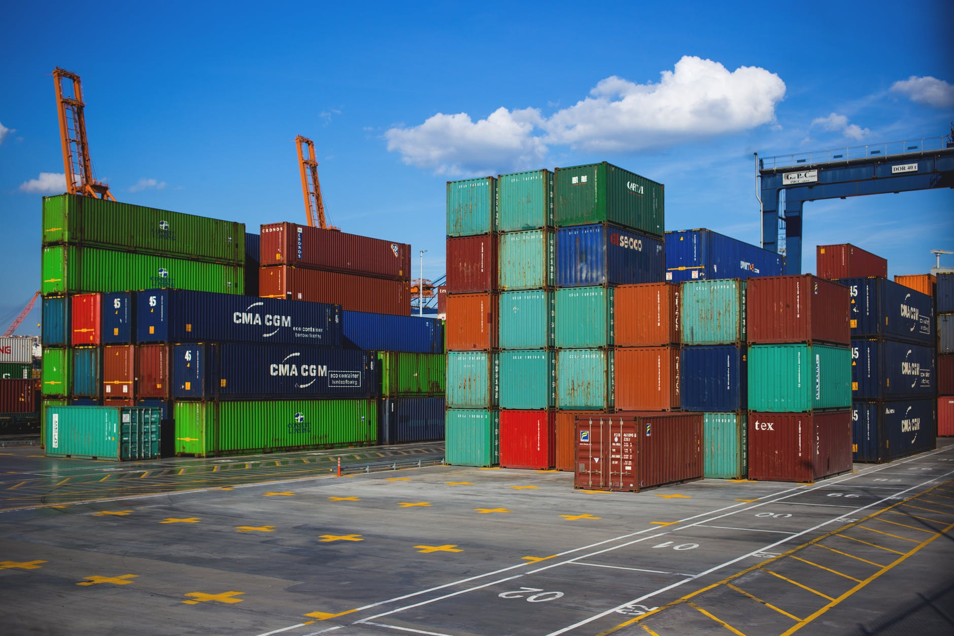 Change in the Air: Chinese Imports Fall While African Imports Rise